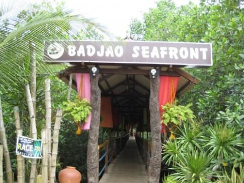 Badjao Seafront