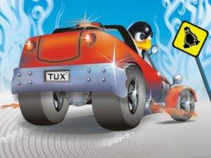 driver tux