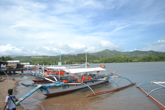 Our Boat for the Island Hopping.