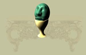egginaglass 3d