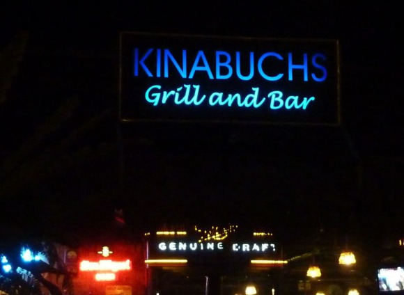 Kinabuch Grill and restaurant