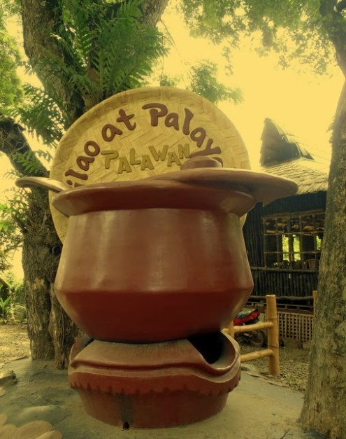 Bilao at palayok Restaurant