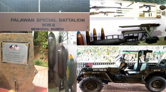 Palawan Special Batalion WW2 Museum