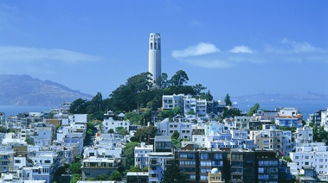 coit tower, SF