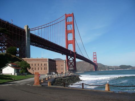 Fort Point, SF