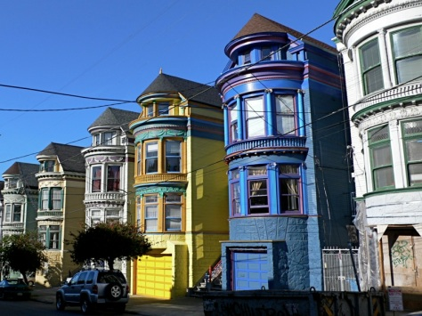 Haight Ashbury, SF