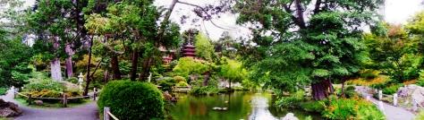 Japanese Garden, SF
